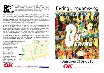indskrivning OK - Bering UGF