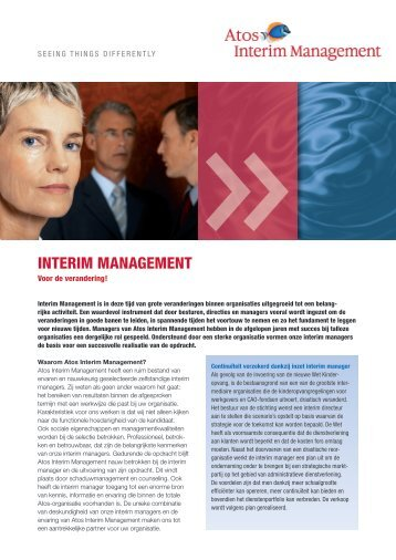 InterIm management - Atos