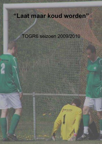 Boekje TOGR 6 2009-2010 in pdf