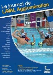 L'été tout en loisirs - Laval Agglomération
