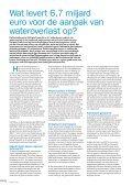 thema drinkwater - H2O - Tijdschrift voor watervoorziening en ... - Page 4
