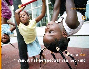 Vanuit het perspectief van het kind - Inspectie jeugdzorg