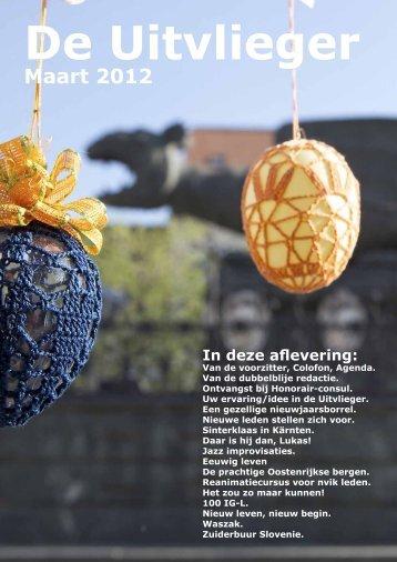Maart 2012 - Nederlands Vereniging In Karinthie