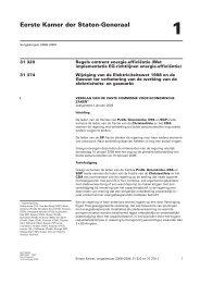 download document - Eerste Kamer der Staten-Generaal