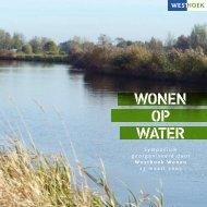WONEN OP WATER WONEN OP WATER - D66 De Ronde Venen