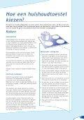 Hoe zuinig omgaan met energie? - Page 5