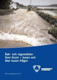 Åsk- och regnoväder över Orust – tusen och åter ... - Krisinformation