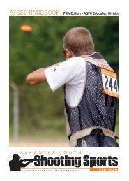 AYSSP HANDBOOK Fifth Edition - Arkansas Game and Fish ...