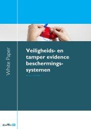 Veiligheids- en tamper evidence beschermings- systemen ... - CurTec