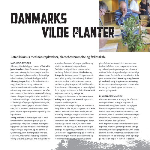 Download brochure - Silkeborg Højskole