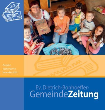 September 2010 - Dietrich-bonhoeffer-gemeinde.de