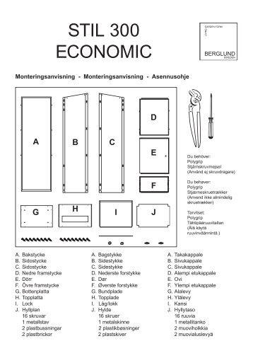 STIL 300 ECONOMIC