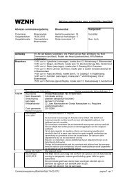 Adviescommissies voor ruimtelijke kwaliteit