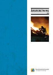 Beredskabsforbundets årsberetning 2008