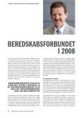 Beredskabsforbundets årsberetning 2008 - Page 6