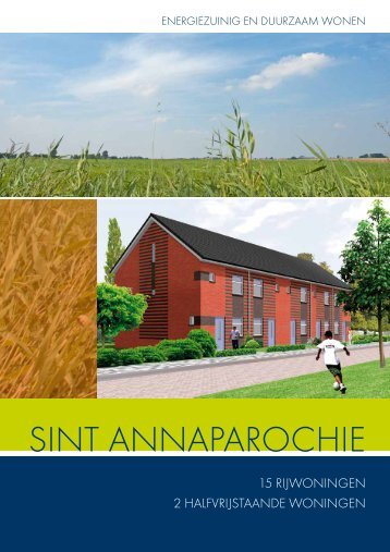 brochure - Wonen Noordwest Friesland