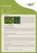 Teeltfiches: kruiden voor gezond vee - Inagro - Page 7