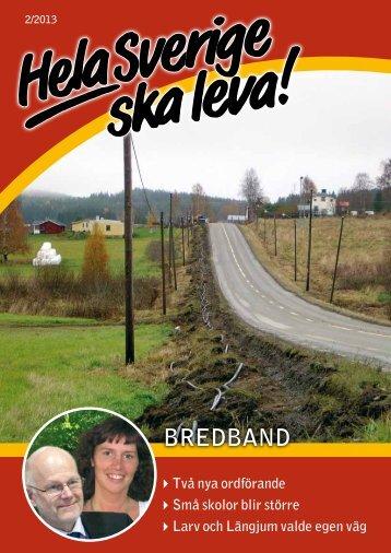 Läs nya numret här - Hela Sverige ska leva