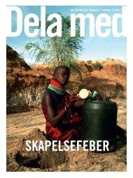 Dela Med nr 3/07 om klimatförändringarnas konsekvenser - Diakonia
