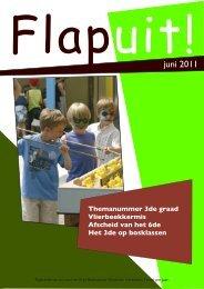 Flapuit!juni 201 1 - Vrije Basisschool Vlierbeek