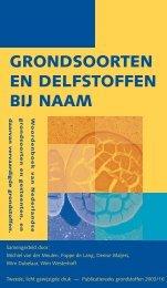 Grondsoorten en Delfstoffen bij Naam - Delfstoffen Online