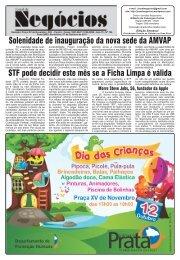 Solenidade de inauguração da nova sede da AMVAP - Jornal ...