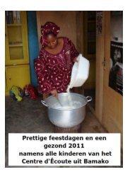 Nieuwsbrief van december 2010 - Stichting WIM