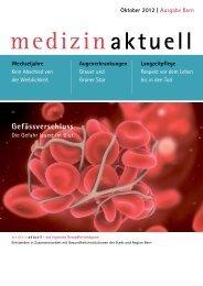 Gefässverschluss, die Gefahr lauert im Blut - Spital Netz Bern