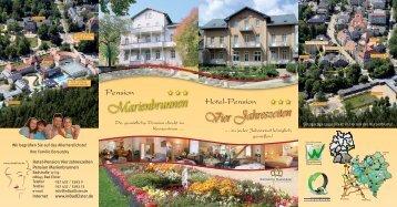 Hotel-Pension Pension - Hotel-Pension Vier Jahreszeiten in Bad ...