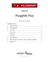 PluggNet Plus