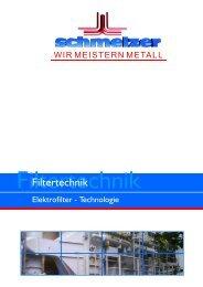 Filtertechnik - Schmelzer