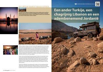 Een ander Turkije, een chagrijnig Libanon en een ... - CompassMedia