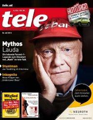 tele-Heft Nr. 40/2013