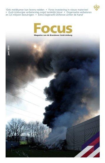 'Ook meldkamer kan levens redden • Forse investering ... - Brandweer