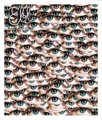 elevbladet 5/2008 - FSS
