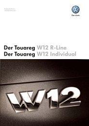 Der Touareg W12 R-Line Der Touareg W12 ... - Autohaus Perski ohg