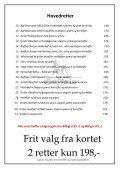 Klik her for at hente vores menu i PDF-format - Restaurant Buffalo - Page 3