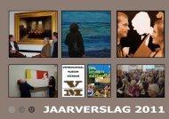 JAARVERSLAG 2011 - Veenkoloniaal Museum Veendam
