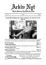 27 2008-1 (PDF) - Vinderup Egnshistoriske Forening