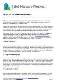 Download als PDF - Over Het Nieuwe Werken