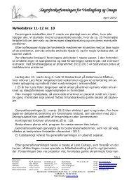 Nyhedsbrev nr. 10 - Svoo.dk