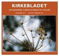 Kirkeblad december-januar-februar 2011/12 - Sønderby og Kærum ...