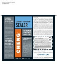 SEALER - Concrete Exchange
