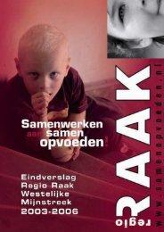 Eindverslag 2003 - 2006 - Stopkindermishandeling.nl