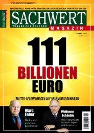 Sachwert Magazin online Nr 17