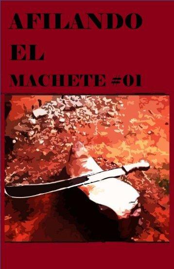 Afilando El Machete #01