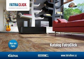 Katalog FatraClick