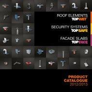 PRODUCT CATALOGUE 2012/2013 ROOF ELEMENTS ... - Fatrafol