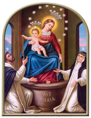 enclosed prayer card