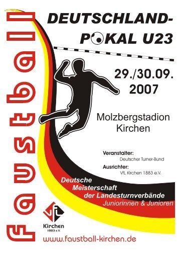 Informationsbroschüre - VfL Kirchen